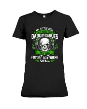 Daddy Issues Premium Fit Ladies Tee thumbnail