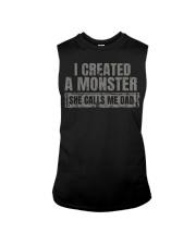 New Edition - I Created A Monster Sleeveless Tee thumbnail