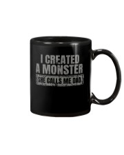 New Edition - I Created A Monster Mug thumbnail