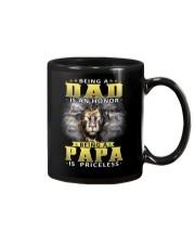 Being Papa Is Priceless Mug thumbnail