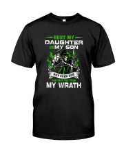 My Wrath Classic T-Shirt front
