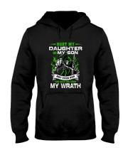 My Wrath Hooded Sweatshirt thumbnail