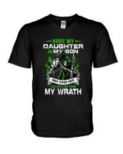 My Wrath V-Neck T-Shirt thumbnail