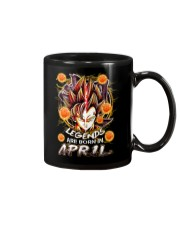 LEGENDS ARE BORN IN APRIL Mug thumbnail