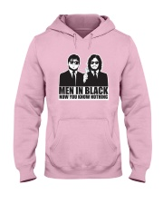 AWESOME SHIRT FOR MIB FANS Hooded Sweatshirt front