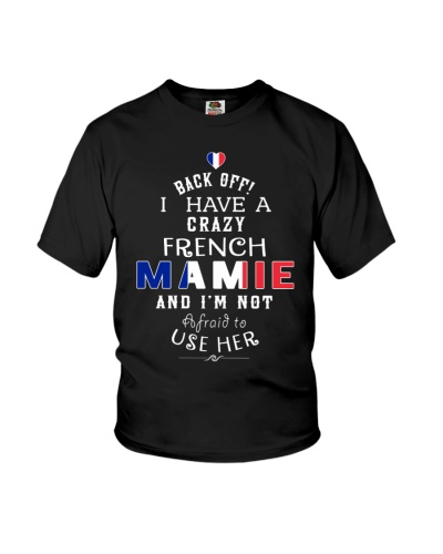 I HAVE CRAZY FRENCH MAMIE