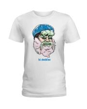 Mens Cotton Candy Randy Tee Ladies T-Shirt thumbnail