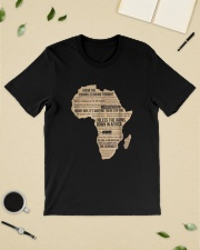 Africa T Shirt Bless Africa Rains On Toto Classic T-Shirt lifestyle-mens-crewneck-front-19