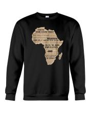 Africa T Shirt Bless Africa Rains On Toto Crewneck Sweatshirt thumbnail