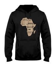 Africa T Shirt Bless Africa Rains On Toto Hooded Sweatshirt thumbnail