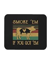 Smoke 'Em If you Got 'Em BBQ Shirt Mousepad thumbnail