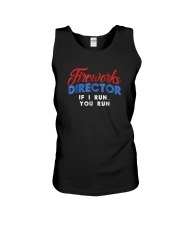 Fireworks Director Shirt Funny 4th Of July Fourth  Unisex Tank thumbnail