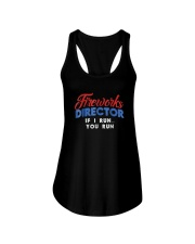 Fireworks Director Shirt Funny 4th Of July Fourth  Ladies Flowy Tank thumbnail