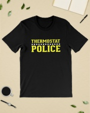 Thermostat Police T-Shirt for Dad Classic T-Shirt lifestyle-mens-crewneck-front-19