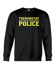 Thermostat Police T-Shirt for Dad Crewneck Sweatshirt thumbnail