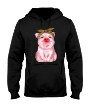 love pig pig lover pig animal loves shirt Hooded Sweatshirt thumbnail