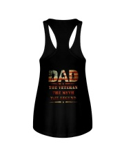 Best selling Dad the Veteran the Myth the Legend T Ladies Flowy Tank thumbnail