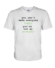You Can't Make Everyone Happy You're Not An Avocad V-Neck T-Shirt thumbnail