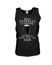 Hello darkness my old friend i've come to drink ts Unisex Tank thumbnail