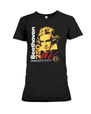 beethoven Premium Fit Ladies Tee thumbnail