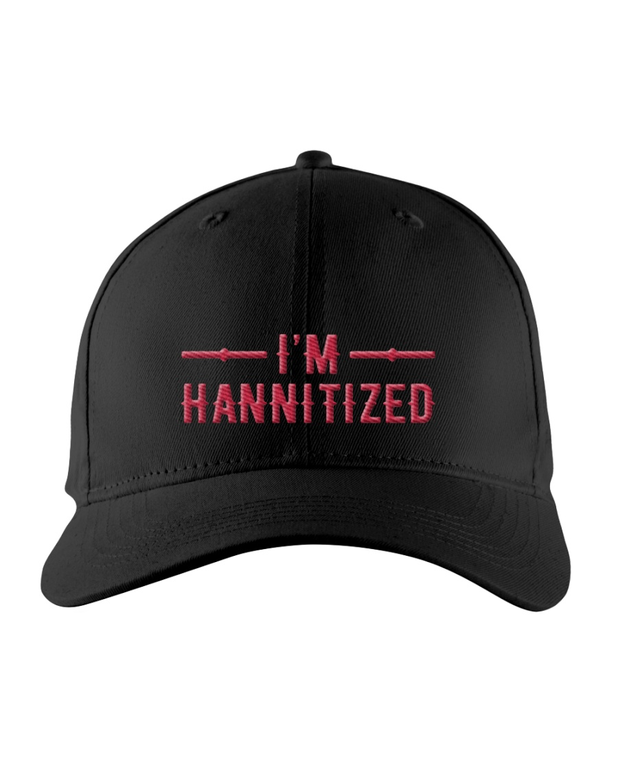 I'm Hannitized Hat Embroidered Hat
