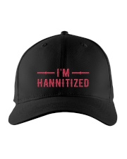 I'm Hannitized Hat Embroidered Hat front