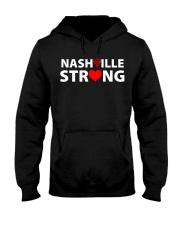 Nashville Strong T Shirt Hooded Sweatshirt thumbnail