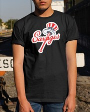 Tommy Kahnle Savages T Shirt Classic T-Shirt apparel-classic-tshirt-lifestyle-29