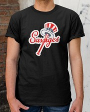 Tommy Kahnle Savages T Shirt Classic T-Shirt apparel-classic-tshirt-lifestyle-30