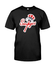 Tommy Kahnle Savages T Shirt Classic T-Shirt front
