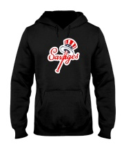Tommy Kahnle Savages T Shirt Hooded Sweatshirt thumbnail