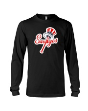 Tommy Kahnle Savages T Shirt Long Sleeve Tee thumbnail