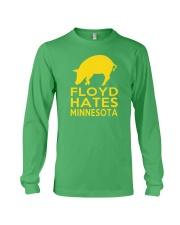 Floyd Hates Minnesota T Shirt Long Sleeve Tee thumbnail