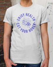 Enjoy Health Eat Your Honey T Shirt Classic T-Shirt apparel-classic-tshirt-lifestyle-30