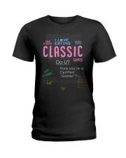 brian david gilbert I love eating classic shirt Ladies T-Shirt thumbnail