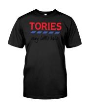 Billie Piper Tories Very Little Help Shirt Classic T-Shirt tile