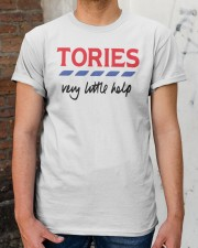 Billie Piper Tories Very Little Help Shirt Classic T-Shirt apparel-classic-tshirt-lifestyle-30
