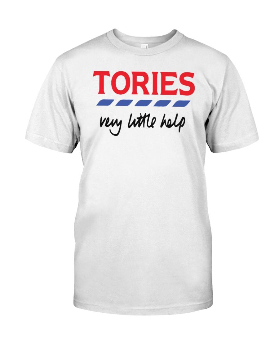 Billie Piper Tories Very Little Help Shirt Classic T-Shirt