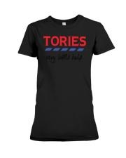 Billie Piper Tories Very Little Help Shirt Premium Fit Ladies Tee thumbnail