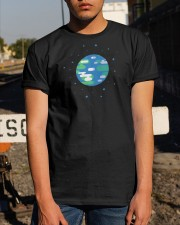 Kurzgesagt Merch Earth T Shirt Classic T-Shirt apparel-classic-tshirt-lifestyle-29
