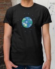 Kurzgesagt Merch Earth T Shirt Classic T-Shirt apparel-classic-tshirt-lifestyle-30