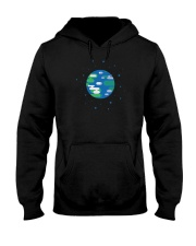 Kurzgesagt Merch Earth T Shirt Hooded Sweatshirt thumbnail