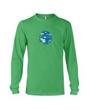 Kurzgesagt Merch Earth T Shirt Long Sleeve Tee thumbnail