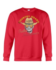 Country Roads Take Mahomes Shirt Crewneck Sweatshirt thumbnail