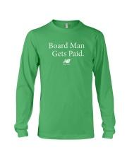 boardman gets paid shirt Long Sleeve Tee thumbnail