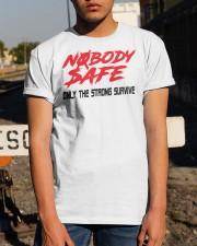 Nobody Safe T Shirt Classic T-Shirt apparel-classic-tshirt-lifestyle-29