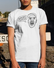 Awaille Kevin Osti Continue Comme Go T Shirt Classic T-Shirt apparel-classic-tshirt-lifestyle-29