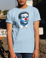 Roger Goodell Clown T Shirt Classic T-Shirt apparel-classic-tshirt-lifestyle-29
