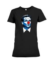 Roger Goodell Clown T Shirt Premium Fit Ladies Tee thumbnail