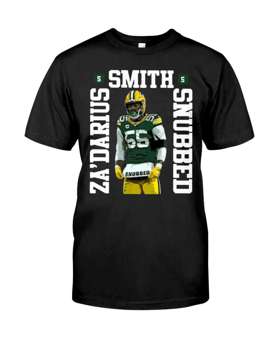 Packers Zadarius Smith Snubbed Shirt Classic T-Shirt